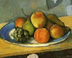 paul cézanne- fruit - robin andries