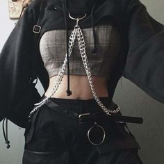 hipster outfits for sale Hipster Outfits, Edgy Outfits, Mode Outfits, Fashion Outfits, Womens Fashion, Black Outfits, Goth Girl Outfits, Cute Punk Outfits, Fashion Trends