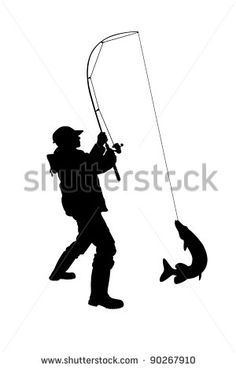 Fish Silhouette Stock Photos, Images, & Pictures | Shutterstock