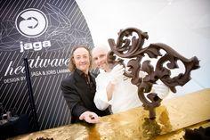 Chocolate Heatwave (Italy, Milan) with our CEO Jan Kriekels
