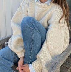 Winter Fashion Outfits, Fall Winter Outfits, Look Fashion, Autumn Fashion, Korean Girl Fashion, Modest Fashion, Curvy Fashion, Trendy Fashion, High Fashion