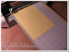 "Make a 24"" Cutting Mat for your Silhouette"