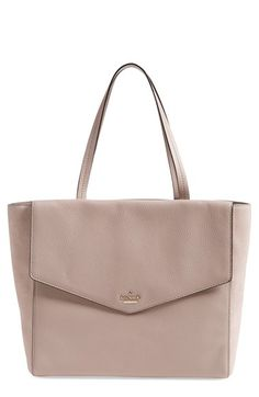 dc46867a3bf8 kate spade new york 'spencer court - archie' leather tote (Nordstrom  Exclusive)