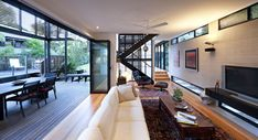 Gallery of Marcus Beach House / BARK Design Architects - 14