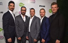 Backstreet Boys...I met them on this day @ the movie premier ♡♡♡