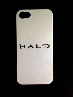 Halo Silver iPhone 5 or 4S Case by Untimed on Etsy, $19.00