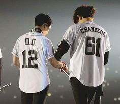 Xhansoo Park Chanyeol Exo, Kyungsoo, K Pop, Exo Couple, Chansoo, Korean Music, Parks, Guys, Couples