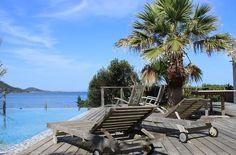 Villa Pieds dans l'eau #Ajaccio - #France #Corse #Vuemer #Vacances #Paysage #corsica #seaview