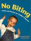 by the time children reach preschool age , according to Susan Campbell, biting would now, more than likely, be considered an act of aggression or more possibly, a way to express frustration so we want to help young children develop the self-regulation skills they need to manage a tendency for biting as they move on up and into their preschool years.