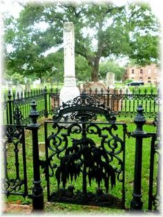 Cemetery - Calvert, Texas