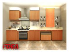 Delightful Easton Kitchen We Designed And Fabricated This Modular Kitchen Cabinets For  Our Customer Here In The Philippines.