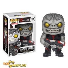 Gears of War POP! Vinyls http://popvinyl.net/news/gears-war-pop-vinyls/  #funko #game #gearsofwar #popvinyl