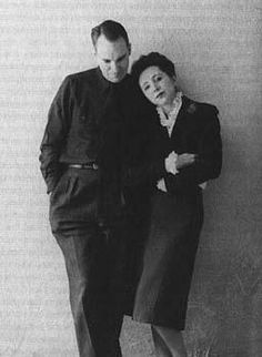 Anais Nin and Henry Miller