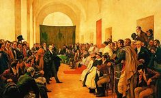 Mi Universar: La Semana de Mayo de 1810