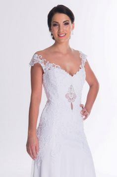 Each wedding gown displayed in the Wedding Dresses, has specific details that can be viewed here :: Ilse Roux Bridal Wear