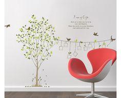 Under $5! Removable Wall Art Mural - Tree of Life. on DealsAlbum.com