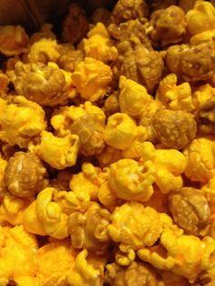 Garrett's Popcorn- Chicago Mix!!  http://www.garrettpopcorn.com/