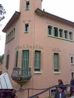 Villaggio Gaudi casa di Gaudi