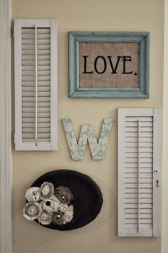 Fixer Upper Sign = Gallery Wall Update | Gallery wall, Walls and ...