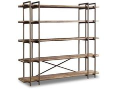Shop this hooker furniture studio scandinavian scaffold bookcase to entertainment console from our top selling Hooker Furniture bookcases. LuxeDecor is your premier online showroom for home office furniture and high-end home decor. Howell Furniture, Hooker Furniture, Home Office Furniture, Basement Furniture, Business Furniture, Accent Furniture, Furniture Design, Outdoor Furniture, Bookcase Wall