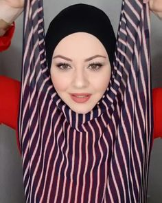 New fashion hijab outfits casual muslim. Source by amqidwi Source by EnaClothes ideas hijab Turkish Hijab Tutorial, Tutorial Hijab Pashmina, Hijab Style Tutorial, Turban Tutorial, Turban Hijab, Hijab Dress, Hijab Outfit, Hijab Simple, Hijab Casual