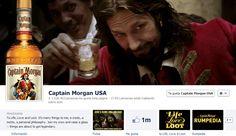Captain Morgan...love this beautiful man!
