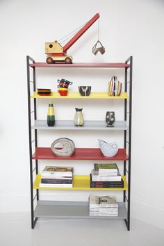 Tomado shelving by augustusgreaves