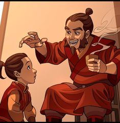 Avatar Aang, Avatar Legend Of Aang, Legend Of Korra, Team Avatar, The Last Avatar, Avatar The Last Airbender Art, Iroh Ii, Prince Zuko, Azula