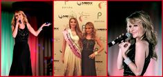 Singer Maria Elena Infantino preformed at the Miss Bulgaria USA 2015 beauty pageant in Chicago wearing a Gorgeous SUE WONG gown <3 #missbulgariainusa Maria Elena Infantino FAN CLUB