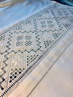Hardanger Embroidery, Bohemian Rug, Rugs, Lace, Afghanistan, Norway, Decor, Towels, Hipster Stuff