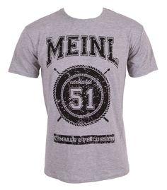 Meinl, Meinl Cymbals, Cymbals, Meinl Percussion, Percussion, Meinl Merchandise, Merchandise, Meinl T-Shirt, T-Shirt, Meinlshop, Meinl Shop, Modellnummer: M40