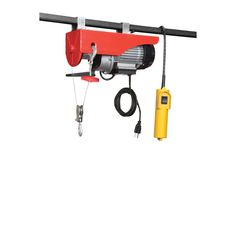 55 Best Lifts, Hoists & Cranes images | Harbor freight tools ... Harbor Freight Electric Hoist Wiring Diagram Lbs on