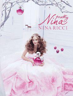 Pretty Nina Nina Ricci perfume - una fragancia para Mujeres .