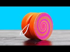 DIY HOW TO MAKE YOYO - YouTube