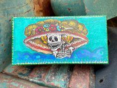 Dionysus, Vintage Wood, Trinket Boxes, Folk Art, Mexican, Shoulder Bag, Bags, Handbags, Antique Wood