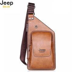 26829db81 JEEP BULUO Brand Bag Men Chest Pack Single Shoulde Price: $37 Buy From  AliExpress: