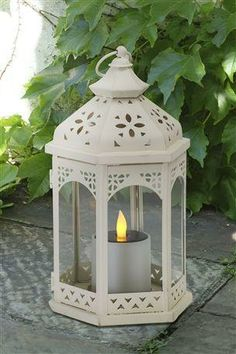 Decorative Solar Lantern