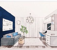 59 super ideas for furniture design sketches fashion illustrations