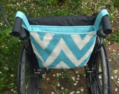 Design You Own Walker or Wheelchair Bag for by PrairieWindDesigns