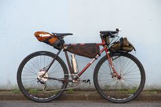 Touring Bicycles, Touring Bike, Motorcycle Camping, Camping Gear, Surly Straggler, Cycle Chic, Commuter Bike, Cargo Bike, Bike Style