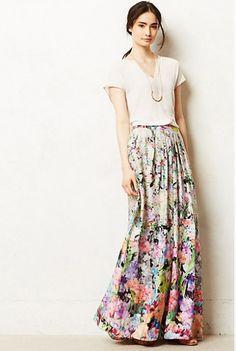 Mode am Mittwoch: Alles voller Blumen! | Texterella