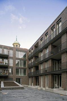 Projekt: Altengerechtes Wohnen an der Clemenskirche - BURHOFF und BURHOFF
