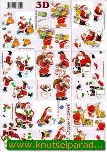 Nieuw bij Knutselparade: 2323 Le Suh knipvel kerst 4169 379 https://knutselparade.nl/nl/kerstmis/3705-2323-le-suh-knipvel-kerst-4169-379.html   Knipvellen, Kerstmis -  Le Suh