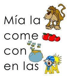 rimam Writing Classes, Language Activities, Spanish Lessons, Pictogram, Christmas Cards, Poetry, Education, Comics, Children