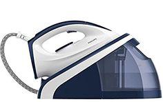Philips HI5910/25Steam Iron Ceramic Soleplate 2400W White Steam Iron–Steam Iron, Ceramic Soleplate, White)