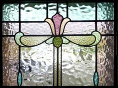 Stained Glass / Lead light window