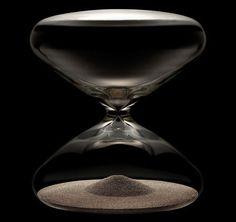 Ikepod Hourglass Marc Newson