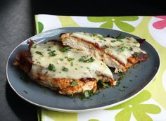 Here's a simple chicken breast recipe you'll make again and again. The boneless chicken breasts are browned then topped with barbecue sauce, bacon, and pepper jack cheese. Simple and delicious!