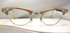 Beautiful  SWEEET Coppery 1950's   Cateye    by ifoundgallery, $85.00