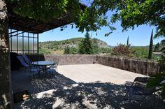 La terrasse. Patio, Outdoor Decor, Home Decor, Wisteria Tree, Colors, Decoration Home, Room Decor, Home Interior Design, Home Decoration
